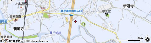 福岡県北九州市小倉南区新道寺周辺の地図
