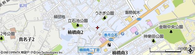 福岡県北九州市八幡西区楠橋南周辺の地図