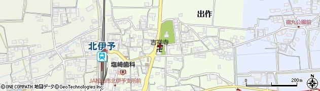 吉祥寺周辺の地図