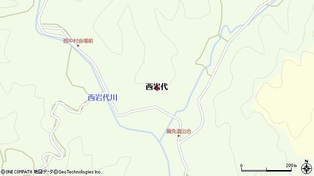 〒645-0014 和歌山県日高郡みなべ町西岩代の地図
