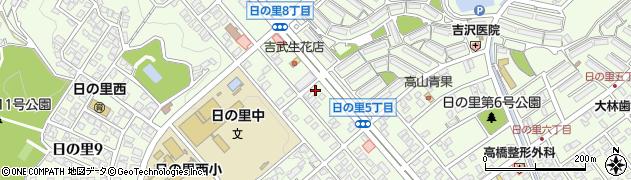 さくら鍼灸整骨院周辺の地図