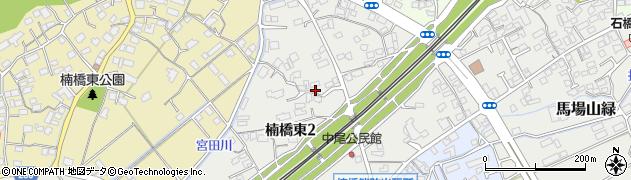 福岡県北九州市八幡西区楠橋東周辺の地図