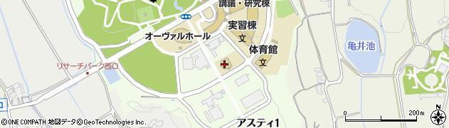 全教研コールセンター周辺の地図