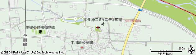 宗金寺周辺の地図