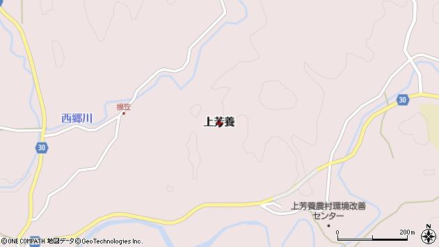 〒646-0101 和歌山県田辺市上芳養の地図