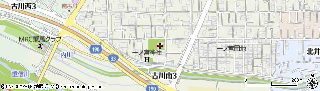 長徳寺周辺の地図