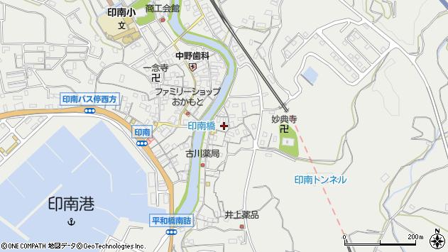 〒649-1534 和歌山県日高郡印南町印南の地図
