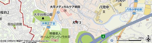 北九精密株式会社周辺の地図