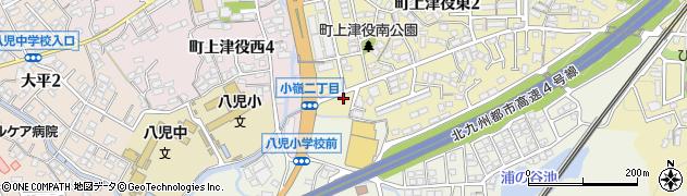 仲尾 米穀店周辺の地図