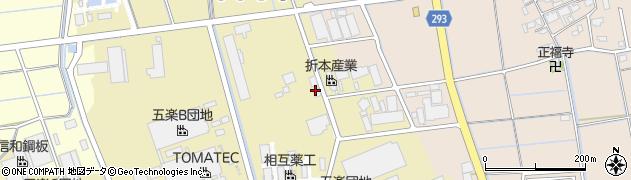 株式会社ビケ足場ダイワ周辺の地図
