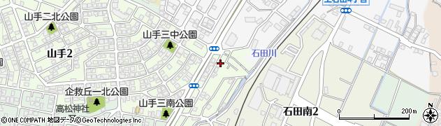 紅谷シャッター周辺の地図
