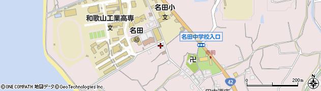 日高博愛園 指定居宅介護支援事業所周辺の地図