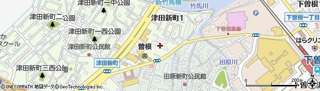 株式会社れもん周辺の地図