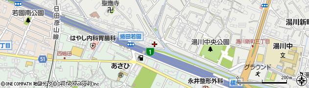 株式会社HKS 九州サービス周辺の地図