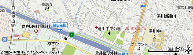 渡辺建築工房周辺の地図