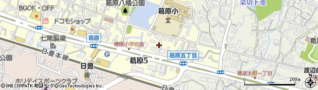 株式会社毎日メディアサービス 北九州営業部周辺の地図