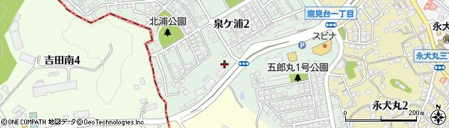 株式会社北九メンテナンス周辺の地図