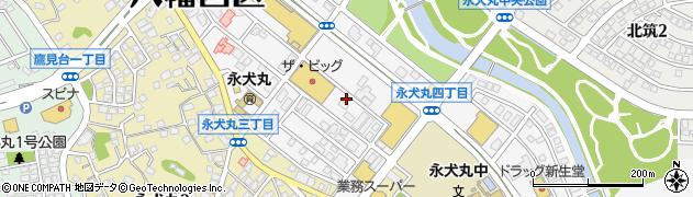 第一交通産業グループ 八幡西地区事務所八幡西営業所周辺の地図