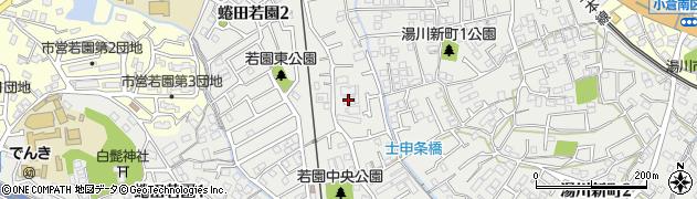 グループホームこもれび2周辺の地図