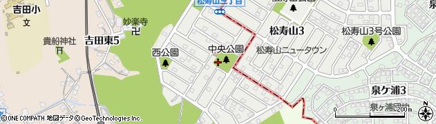 福岡県水巻町(遠賀郡)宮尾台周辺の地図