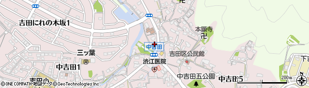 有限会社ミツワ総研周辺の地図