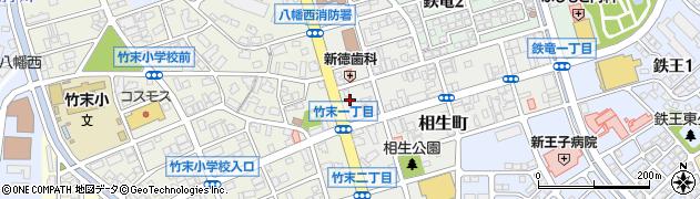 株式会社グローバル 保険サービス周辺の地図