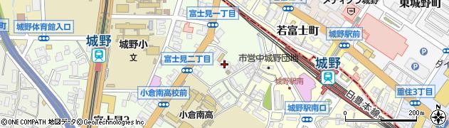 泰清寺周辺の地図