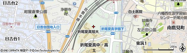 福岡県北九州市八幡西区堀川町周辺の地図