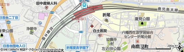 P3 ピースリー周辺の地図