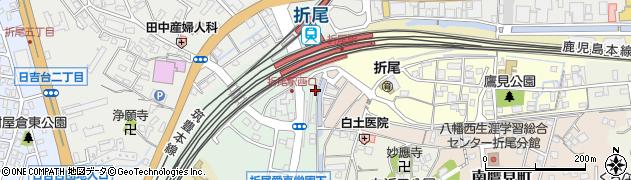 酔仙周辺の地図