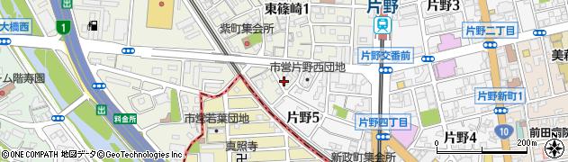 豊川稲荷大明神周辺の地図
