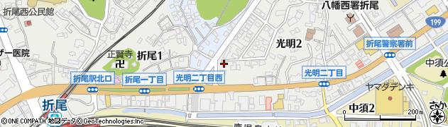 エルセレクション周辺の地図