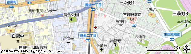 深野明昭堂周辺の地図