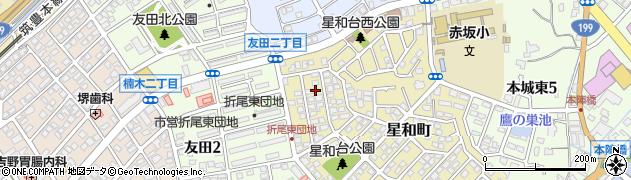 鈴鹿指圧治療院周辺の地図