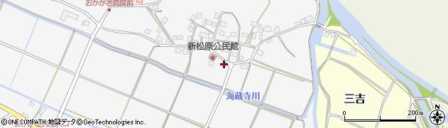 福岡県遠賀郡岡垣町手野47周辺の地図