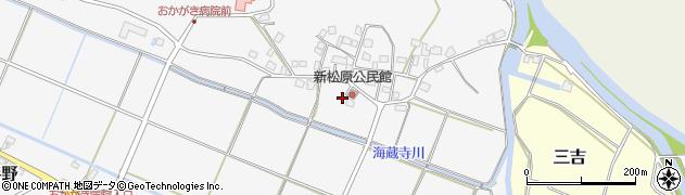 福岡県遠賀郡岡垣町手野93周辺の地図