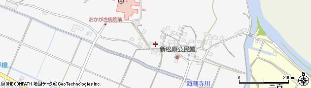 福岡県遠賀郡岡垣町手野112周辺の地図