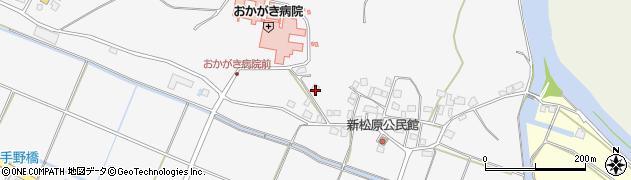 福岡県遠賀郡岡垣町手野114周辺の地図