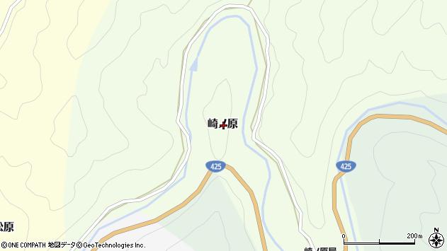 〒644-0216 和歌山県日高郡印南町崎ノ原の地図
