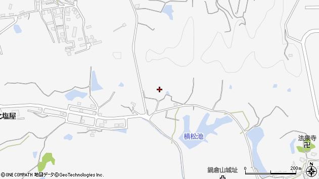 〒644-0025 和歌山県御坊市塩屋町北塩屋の地図