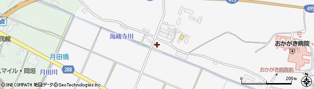 福岡県遠賀郡岡垣町手野173周辺の地図
