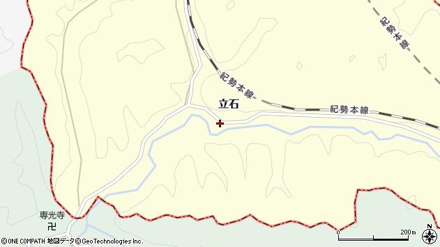 〒649-1531 和歌山県日高郡印南町立石の地図