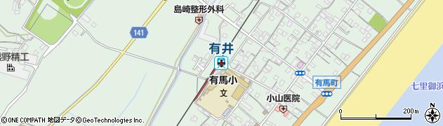 三重県熊野市周辺の地図