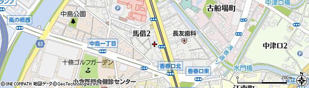 第一交通産業グループ 小倉北地区事務所本社交通事業部営業企画課周辺の地図