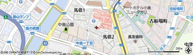 雪姫亭周辺の地図