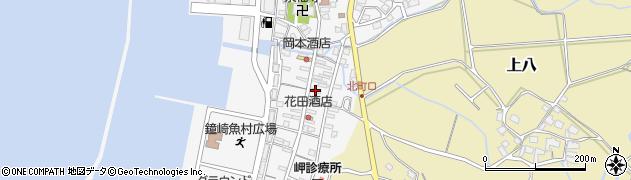 鐘崎整骨院周辺の地図