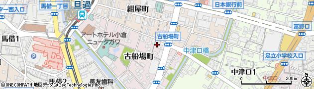 なべげん周辺の地図