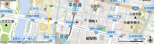 bes周辺の地図