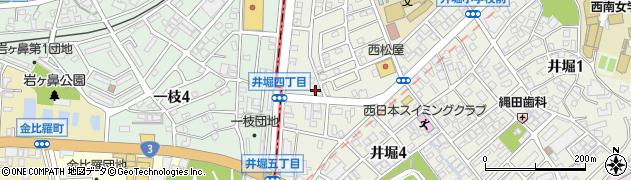 海渡産業株式会社周辺の地図