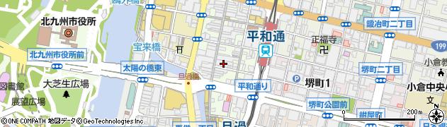 徳島産業株式会社周辺の地図